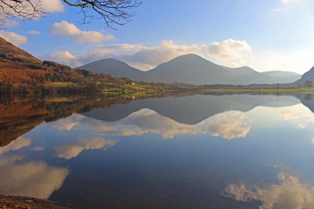 Loweswater walk. Lake District.