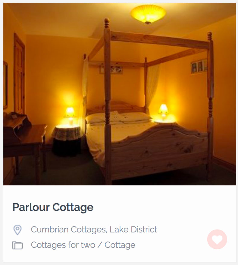 Dog Friendly Parlour Cottage