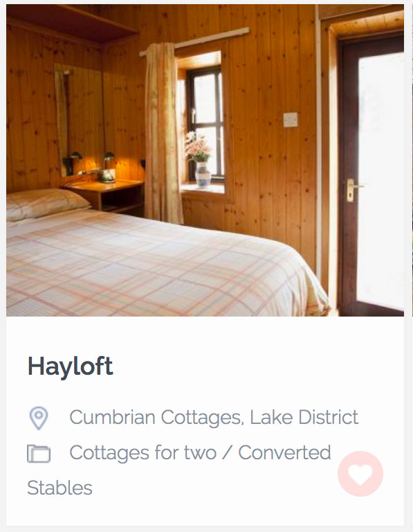 Dog Friendly Hayloft Cottage