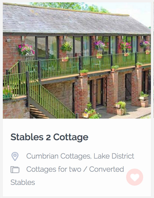 Dog Friendly Stables Cottage