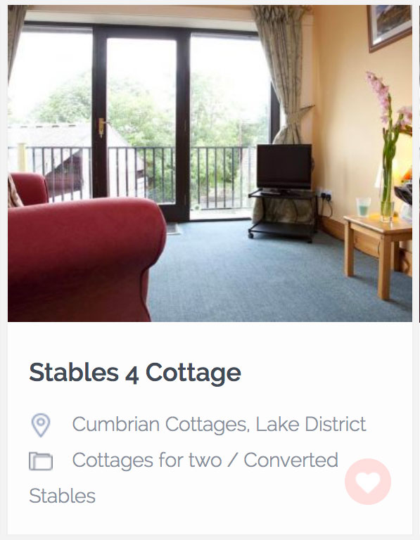 Dog Friendly Stables 4 Cottage
