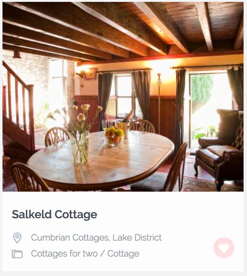 Dog Friendly Salkeld Cottage