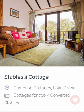 Stables Last Minute Cottages for 2